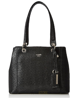 GUESS Kamryn Shopper Tote Black 87088e10b4d